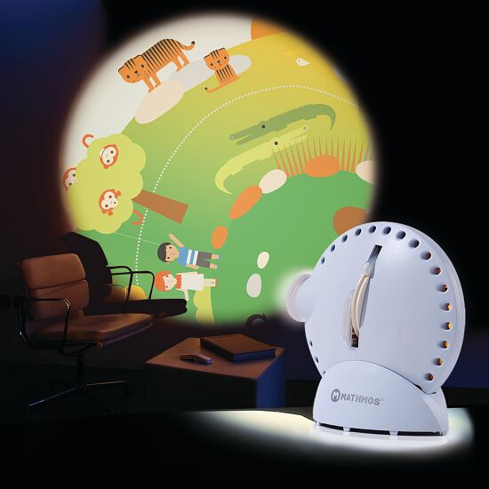 Mathmos® Space-projector Wit