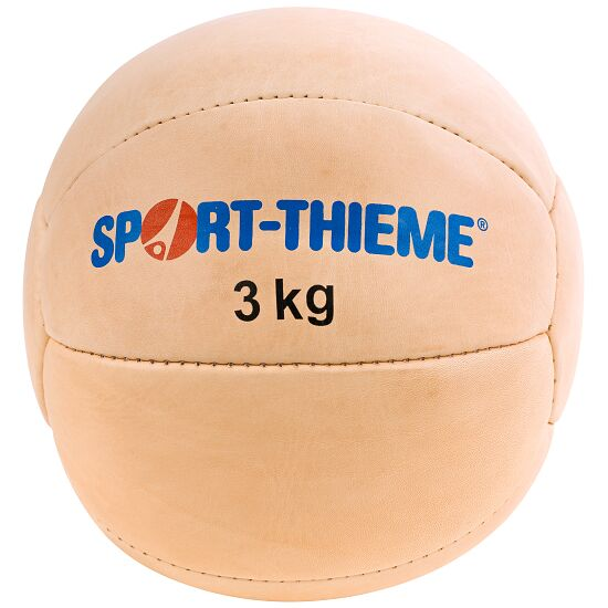 Medecine ball Sport-Thieme® « Classique » 3 kg, ø 24 cm