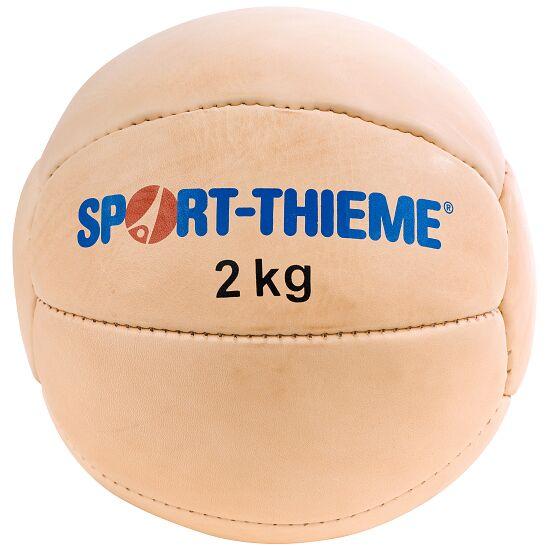 Medecine ball Sport-Thieme « Classique » 2 kg, ø 22 cm