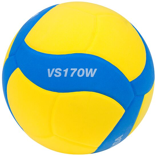"Mikasa Volleybal ""VS170W-Y-BL Light"" Geel-blauw"