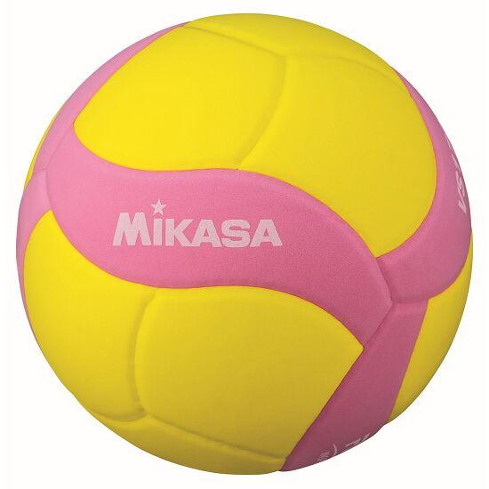 """Mikasa Volleybal """"VS170W-Y-BL Light"""" Geel-roze"""