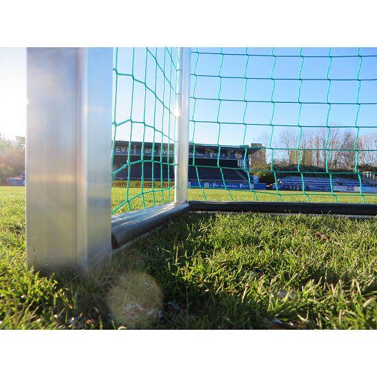 Mini-doel, volledig gelast met PlayersProtect 1,20x0,80 m, Incl. net, groen (mw 10 cm)