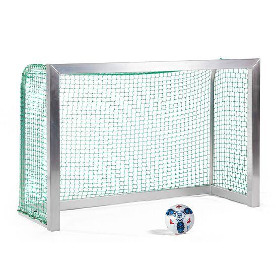 Minibut d'entraînement Sport-Thieme® entièrement soudé 1,80x1,20 m, profondeur 0,70 m, Filet inclus, vert (mailles 4,5 cm)