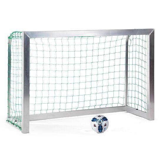 Minibut d'entraînement Sport-Thieme® entièrement soudé 1,80x1,20 m, profondeur 0,70 m, Filet inclus, vert (mailles 10 cm)