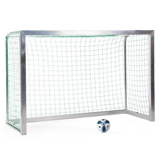 Minibut d'entraînement Sport-Thieme® entièrement soudé 2,40x1,60 m, profondeur 1,00 m, Filet inclus, vert (mailles 10 cm)
