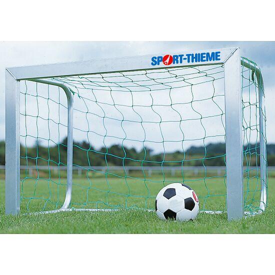 Minidoel-Net, maaswijdte 100 mm Voor doel 1,80x1,20 m, doeldiepte 0,70 m, Groen