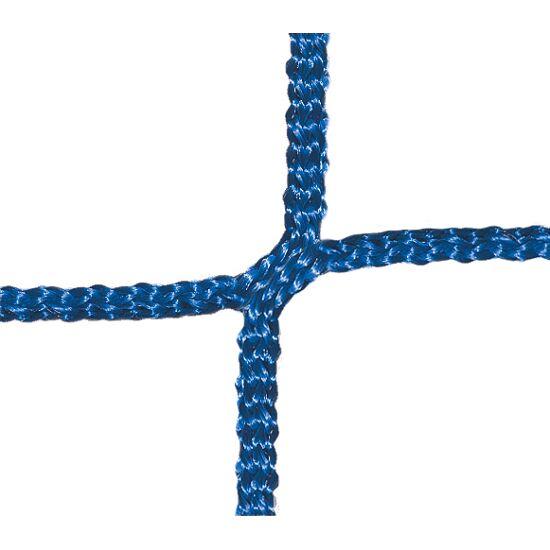 Minidoel-Net, maaswijdte 100 mm Voor doel 1,20x0,80 m, doeldiepte 0,70 m, Blauw