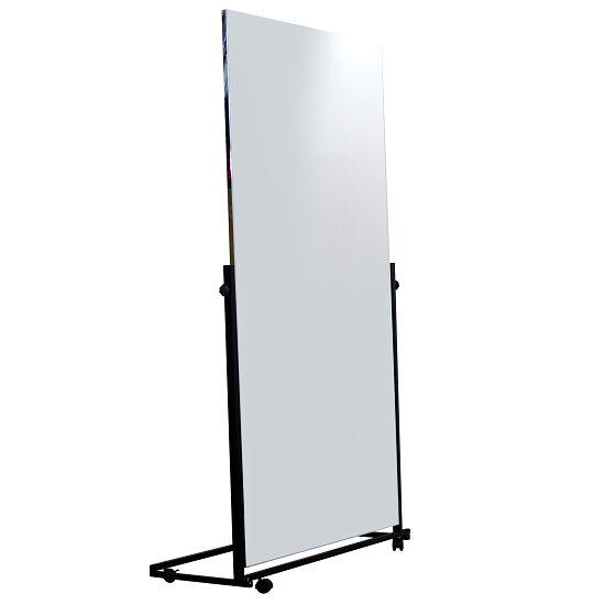 Miroir de correction léger roulant 1 pce., fixe, 175x100 cm (HxL)