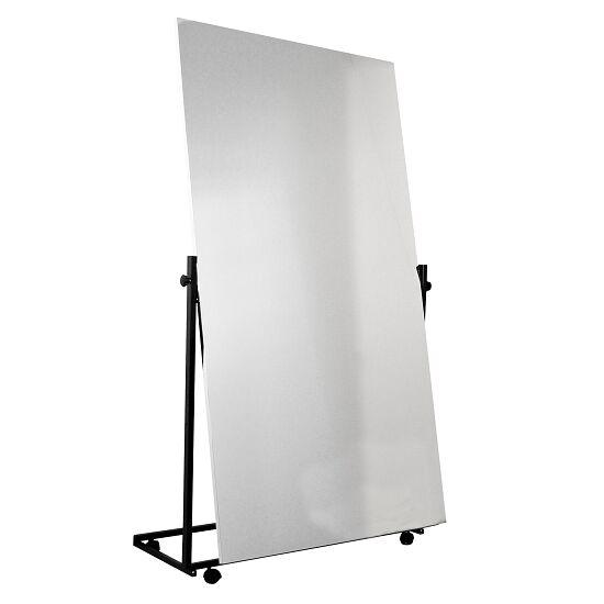 Miroir de correction léger roulant 1 pce., basculant, 200x150 cm (HxL)