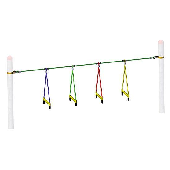 Modules de parcours, individuels (sans poteaux) Étriers suspendus