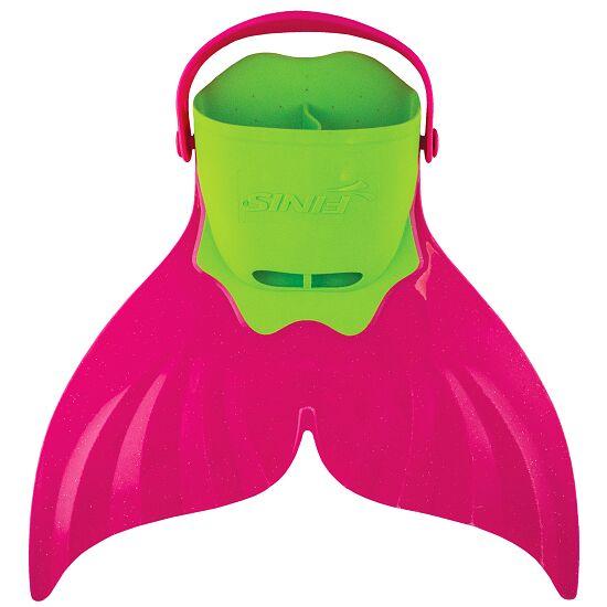 Monopalme Finis nageoire de sirène pour enfant Pacifica Pink