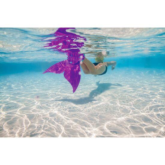 Monopalme Finis nageoire de sirène pour enfant Paradise Purple