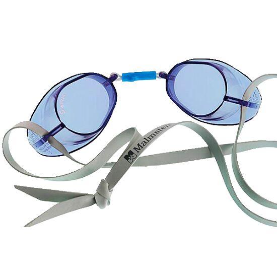 Originele Zweedse Malmsten zwembril, anticondens Anticondens blauw