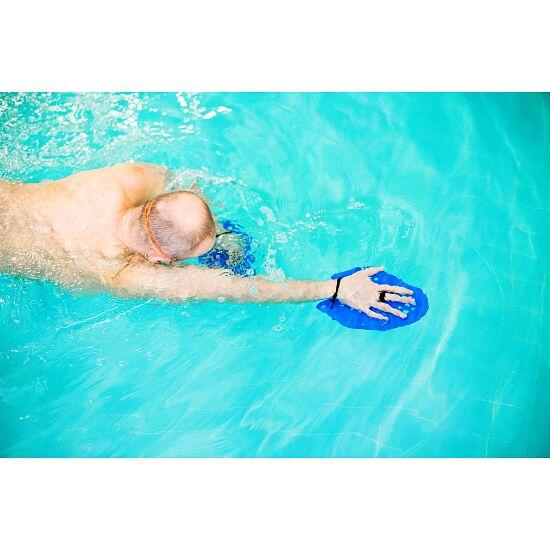 Paddles Sport-Thieme® Swim-Power® Taille XL, 24x20 cm, Bleu