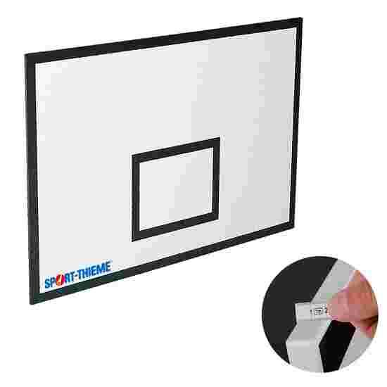 Panneau de basket en MDF 90x60 cm, 21 mm