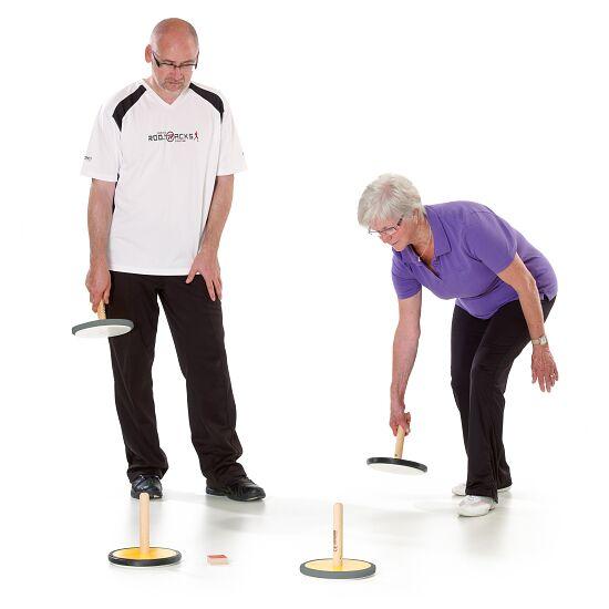 Pedalo Curling Pour l'extérieur
