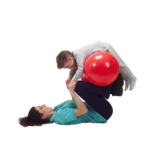 Physio-Roll Gymnic® ø 40 cm, rouge, L : 65 cm