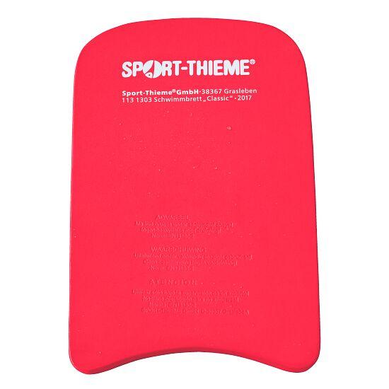 Planche de natation Sport-Thieme®«Classic» Rood