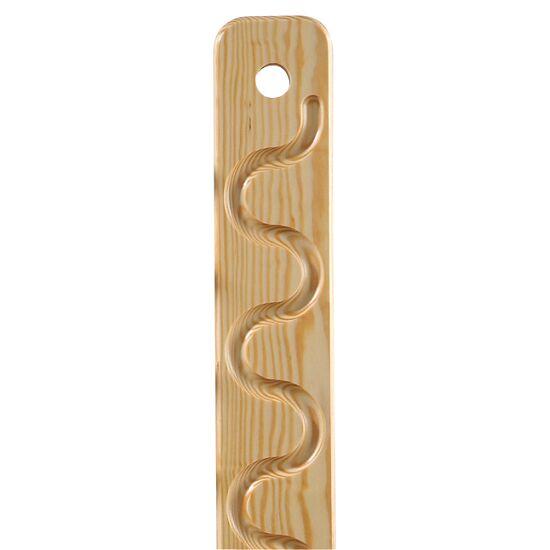 Planche supplémentaire pour parcours sensoriel Serpent