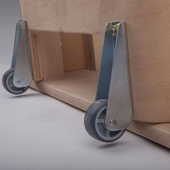 Plinth Sport-Thieme® « Crèche » Avec roulettes