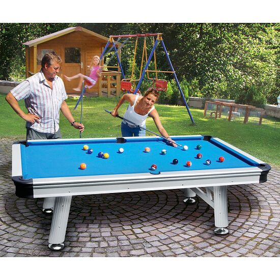 "Poolbiljart ""Garden Outdoor Alu"""