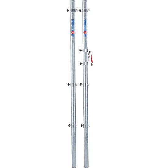 Poteau de volley Sport-Thieme® en acier ø 83 mm