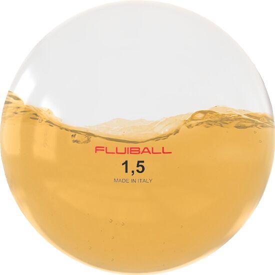 Reaxing Fluiball 1,5 kg, Oranje, ø 16 cm