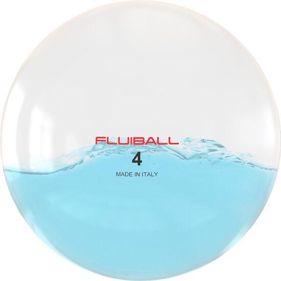 Reaxing Fluiball 4 kg, Lichtblauw, ø 26 cm