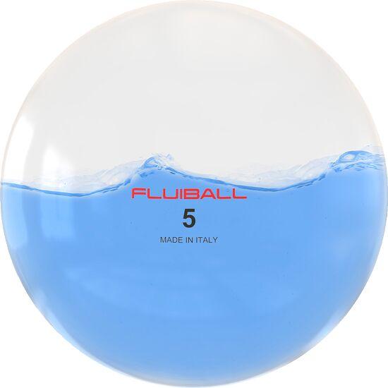 Reaxing Fluiball 5 kg, Blauw, ø 26 cm