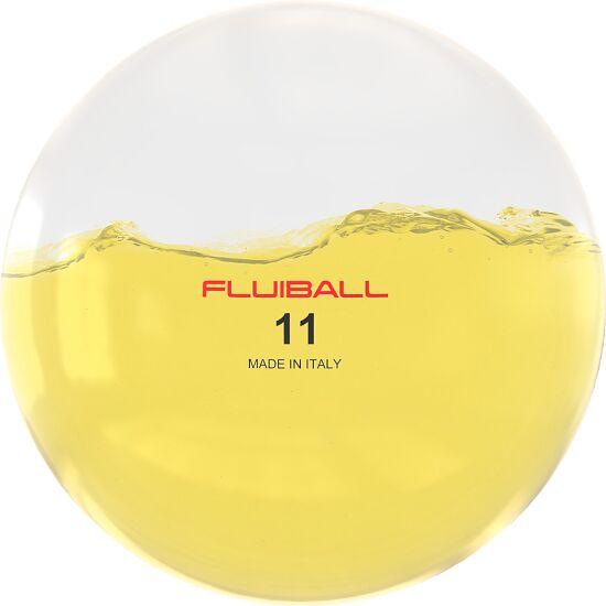 Reaxing Fluiball 11 kg, Geel, ø 30 cm