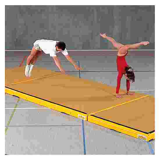 Reivo Combi-Landingsmat 300x200x12 cm, Amber
