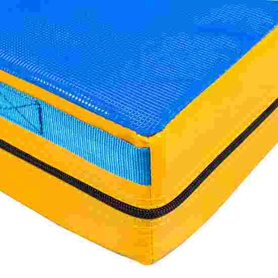 Reivo Tapis de réception Combi 200x150x12 cm, Bleu