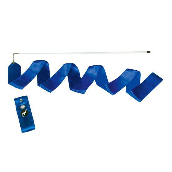Ruban de gymnastique Sport-Thieme avec baguette « Entraînement» Bleu