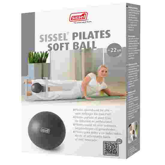 Sissel Pilates Soft Bal ø 26 cm, metallic