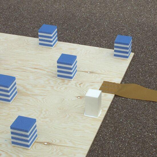 "Spieth® Tumblingbaan ""Stuttgart"" (bouwpakket) Bouwset 9 elementen = 10,98 m"