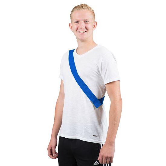 Sport-Thieme Écharpe de marquage Adulte , L: 65 (130) cm, Bleu