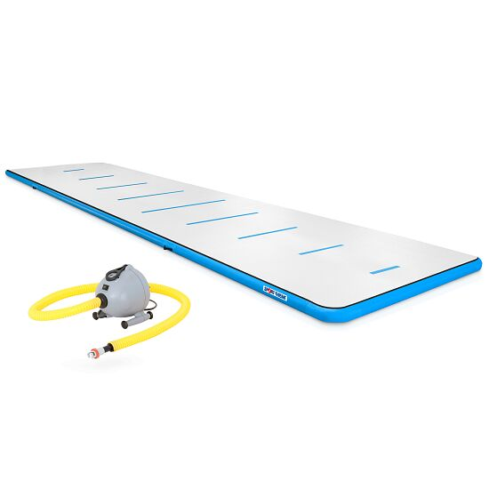 Sport-Thieme® AirFloor by Airtrack-factory Met handblazer en adapter, 6x2x0,1 m