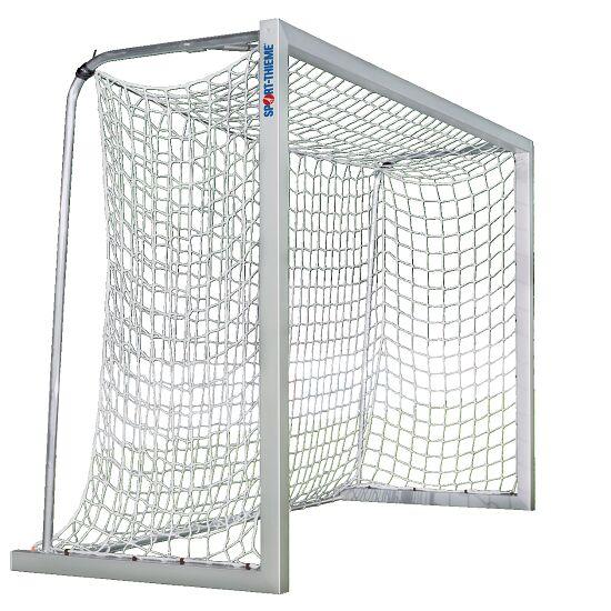Sport-Thieme Alu kleinvelddoelen 3x2 m, vierkant profiel, vrijstaand of in grondbussen Vrijstaand