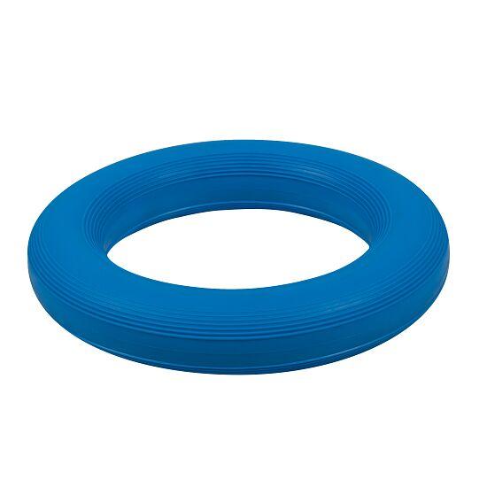Sport-Thieme Anneau de lancer « Rempli d'air » Bleu
