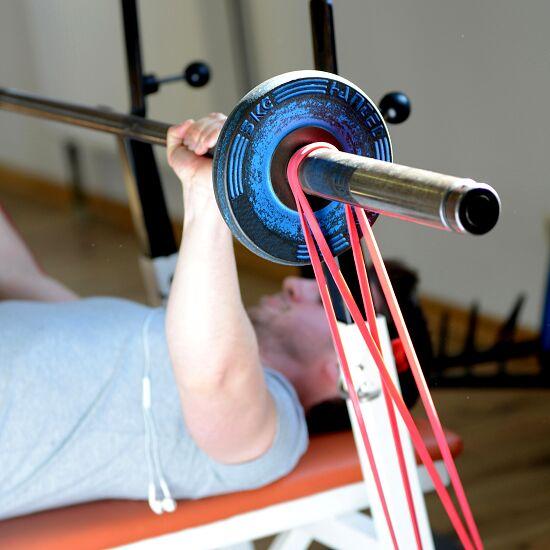 Sport-Thieme Bande d'entraînement Rouge, facile
