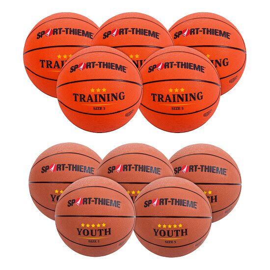 "Sport-Thieme Basketbal-Set ""Jeugd"" Junioren"
