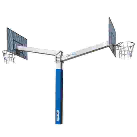 "Sport-Thieme Basketbalinstallatie ""Fair Play Duo"" Ring ""Outdoor"", Doelbord: aluminium"