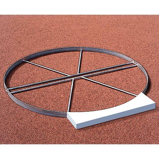 Sport-Thieme® Bevestigingsset voor afstootbalken