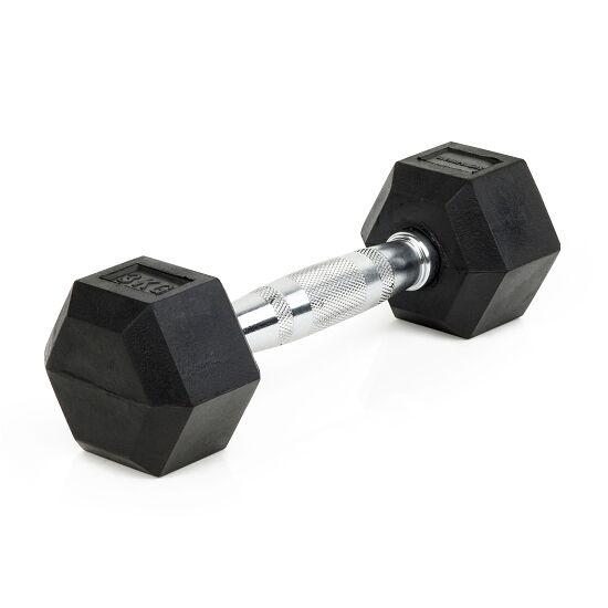 Sport-Thieme® Compacte Halter Rubber Hex 3 kg