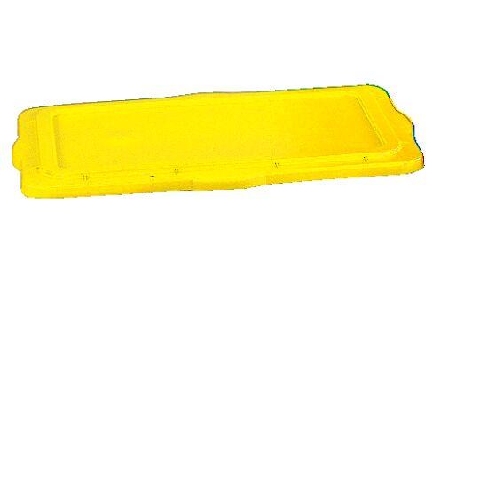 Sport-Thieme Couvercle clipable pour boîte de rangement Jaune