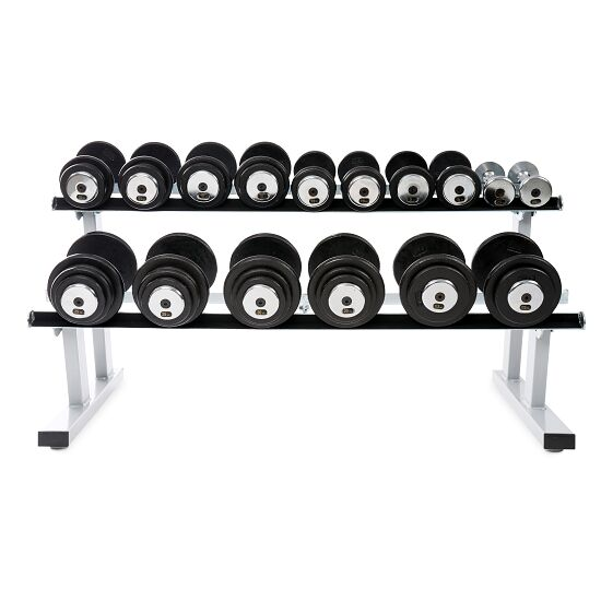 Sport-Thieme® Dubbele Halterstandaard