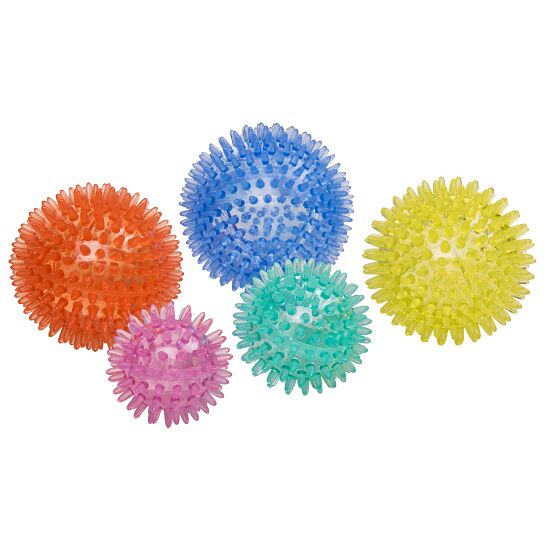 Sport-Thieme® Egel bal / Noppenbal, hard Roze, ø 6 cm