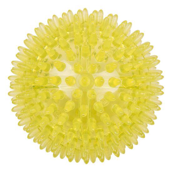 Sport-Thieme® Egel bal / Noppenbal, hard Geel, ø 8 cm