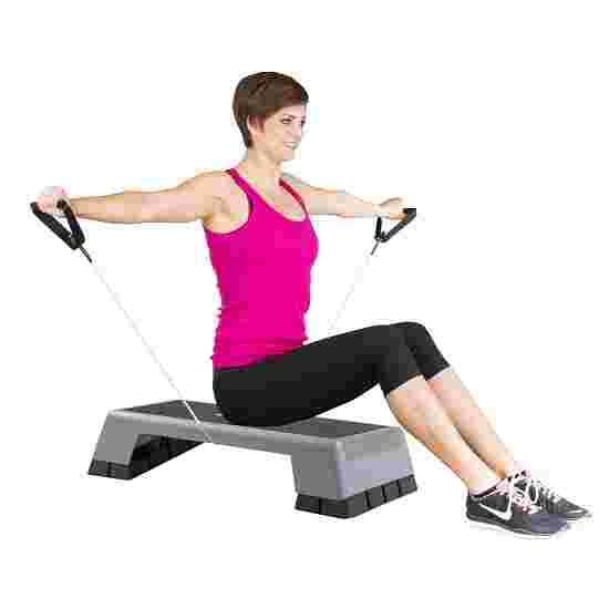 Sport-Thieme Fitness-Step-Tube 10-delige set Groen = licht
