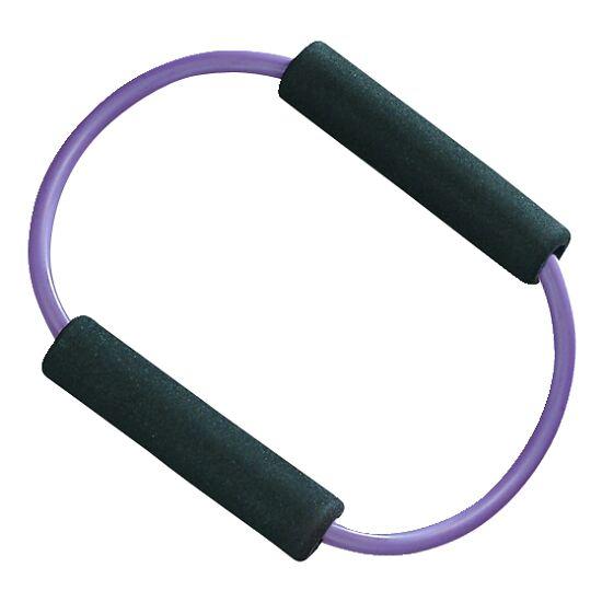 Sport-Thieme® Fitness-Tube Ring 10-delige set Violet = sterk